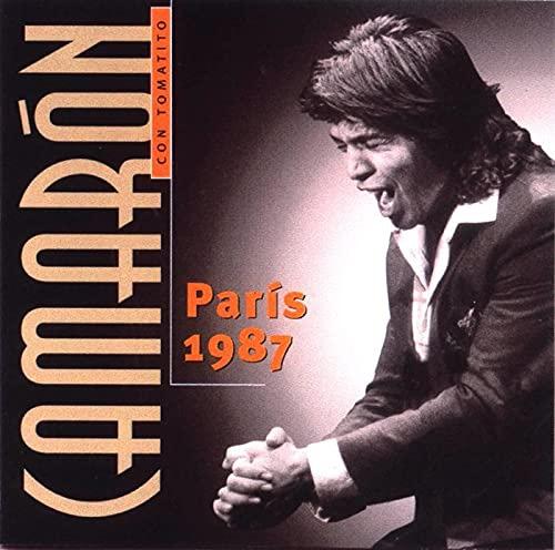 El Camarón De La Isla - Paris 1987