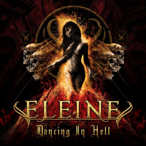 Eleine -Dancing In Hell (Blood red vinyl)