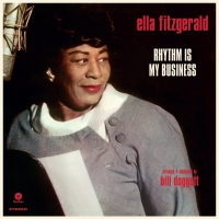 Ella Fitzgerald - Rhythm Is My Business + 2 Bonus Tracks