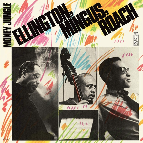 Duke Ellington; Charles Mingus & Max Roach -Money Jungle