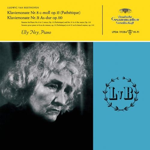 Elly Ney - Beethoven Piano Sonatas Nos. 8, 14, 23, 31