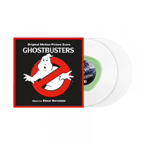 Elmer Bernstein - Ghostbusters Score
