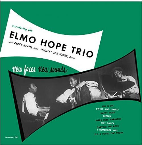 Elmo Hope Trio - New Faces New Sounds