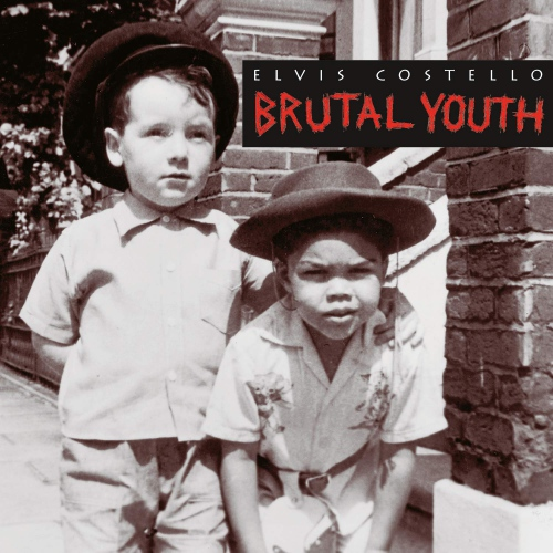 Elvis Costello -Brutal Youth