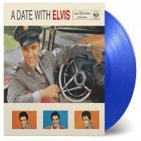 Elvis Presley - Date With Elvis Transparent