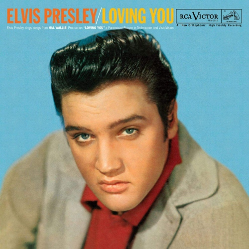 Elvis Presley - Loving You Translucent Gold Audiophile Limited Anniversary Edition