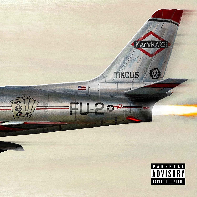 Eminem - Kamikaze Opaque Olive Green