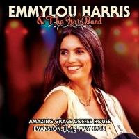 Emmylou Harris -Amazing Grace Coffee House Evanston Il 15 May 1917