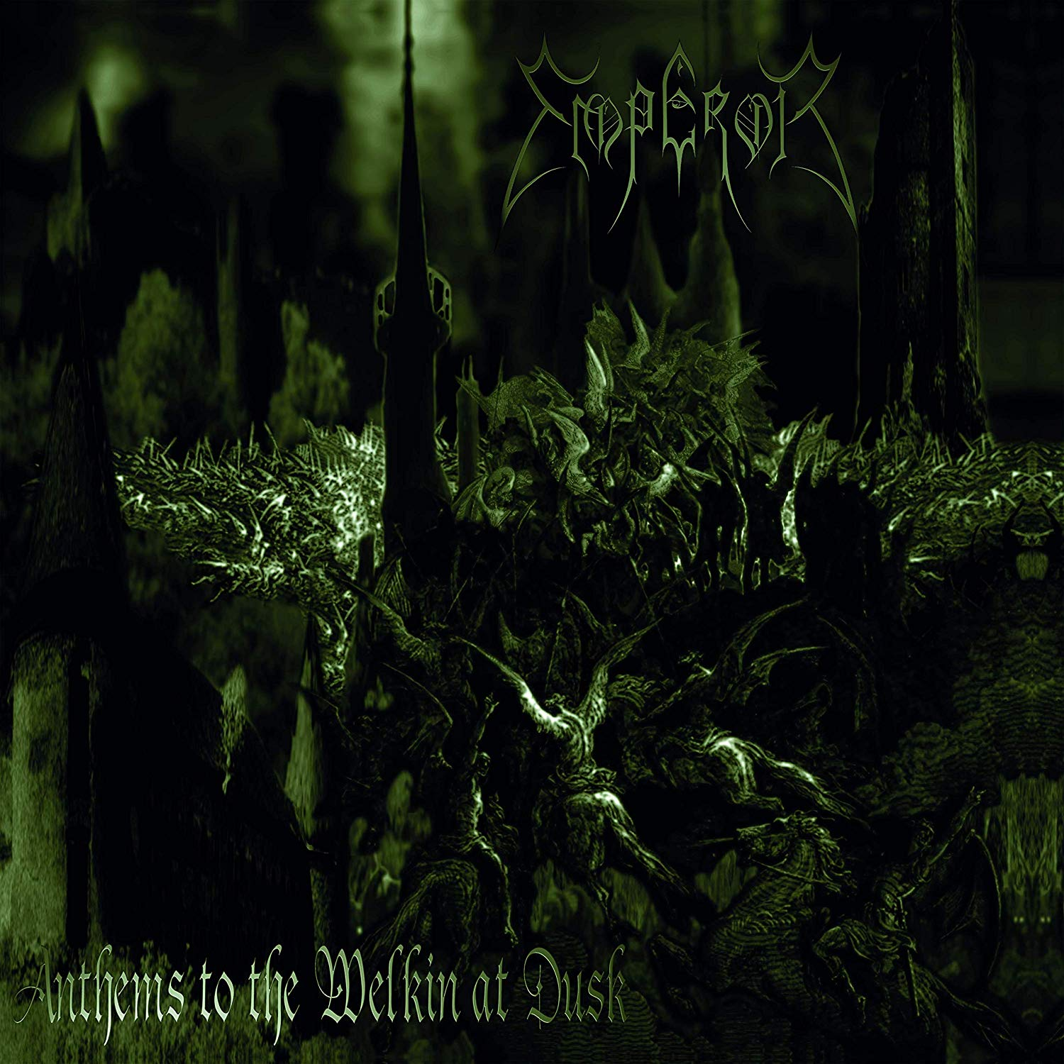 Emperor - Anthems To The Welkin At Dusk Green