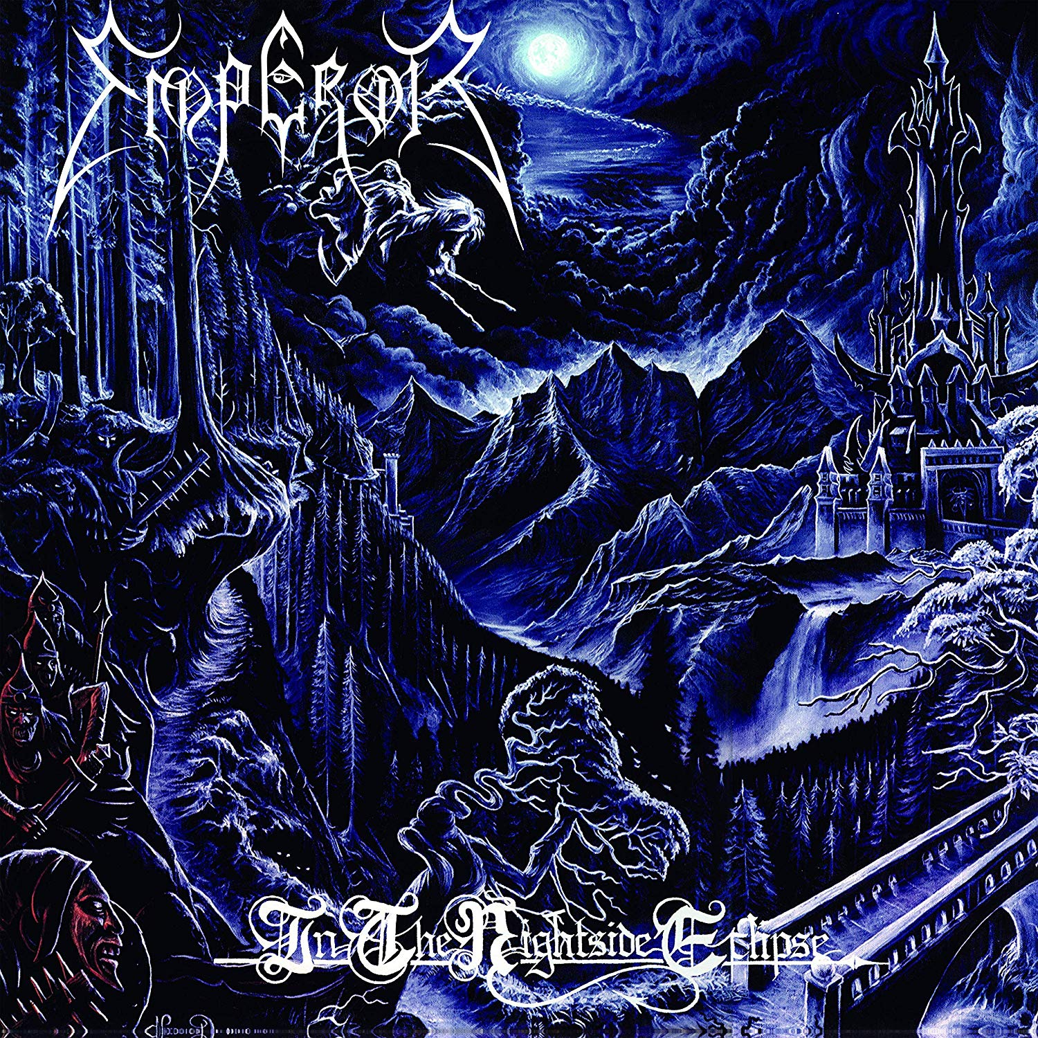 Emperor - In The Nightside Eclipse Blue