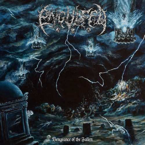 Engulfed -Vengeance Of The Fallen