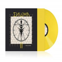 Enigma -The Cross Of Changes Transparent Yellow