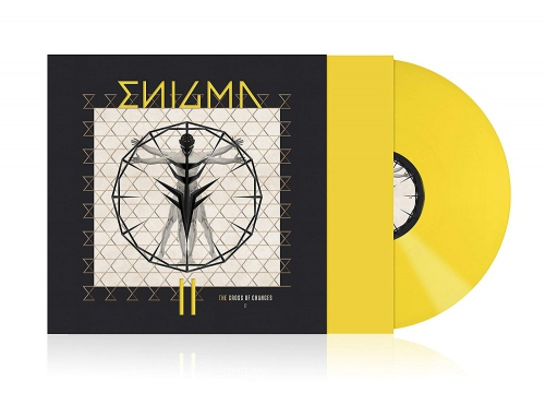 Enigma - The Cross Of Changes Transparent Yellow