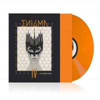 Enigma - The Screen Behind The Mirror Transparent Orange