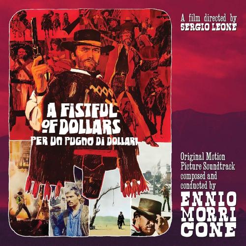Ennio Morricone -A Fistful Of Dollars