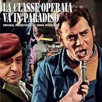 Ennio Morricone -La Classe Operaia Va In Paradiso - Soundtrack.