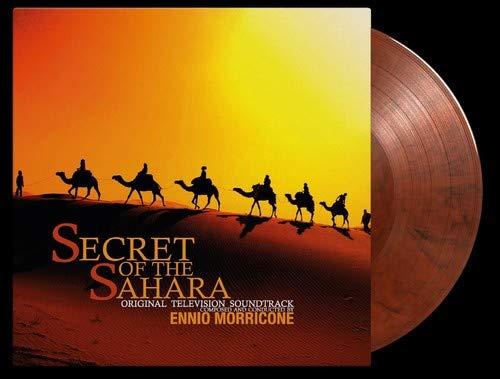 Ennio Morricone - Secret Of The Sahara Original Soundtrack