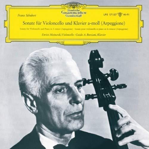 Enrico Mainardi - Schubert: Arpeggione Sonata In A Minor