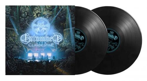 Entombed - Clandestine - Live 180Gr Black + Poster