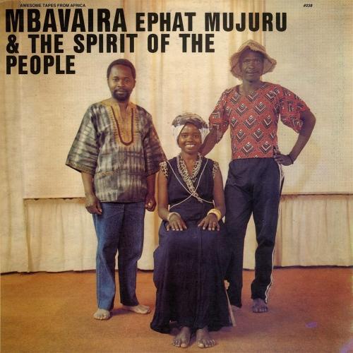 Ephat Mujuru - Mbavaira