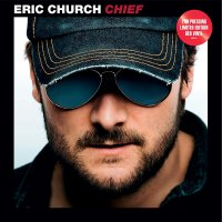 Eric Church -Chief Red