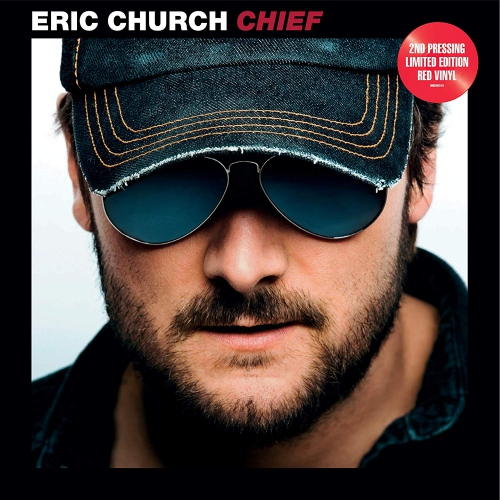 Eric Church - Chief Red