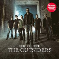 Eric Church -The Outsiders Red