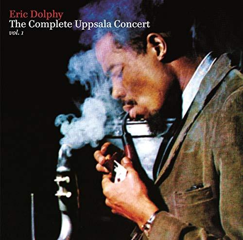 Eric Dolphy - Complete Uppsala Concert Vol. 1