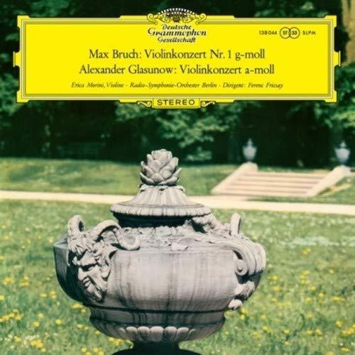Erica Morini - Bruch / Glazunov: Violin Concertos