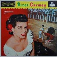 Ernest Ansermet/L'orchestre De La Suisse Romande - Bizet: Carmen / L'arlisienne Suite