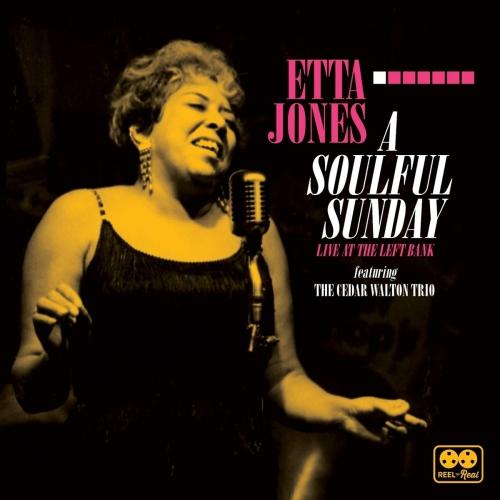 Etta Jones - A Soulful Sunday: Live At The Left Bank