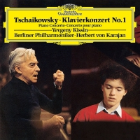 Evgeny Kissin/berliner Philharmoniker/herbert Von Karajan - Tchaikovsky: Piano Concerto No.1 In B Flat Minor, Op.23, Th.55 / Scria