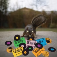 Evidence -Squirrel Tape Instrumentals Vol. 1