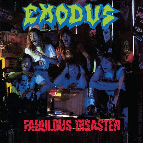 Exodus Fabulous Disaster Upcoming Vinyl December 6 2019