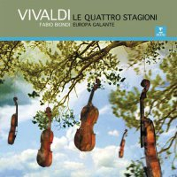 Fabio; Europa Galante Biondi - Vivaldi: The Four Seasons