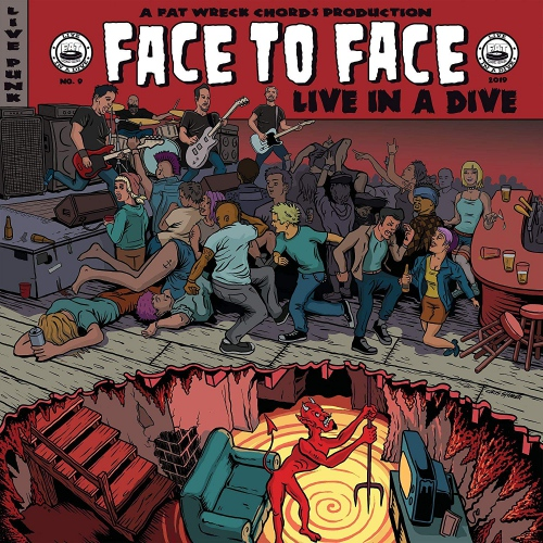 Face To Face -Live In A Dive