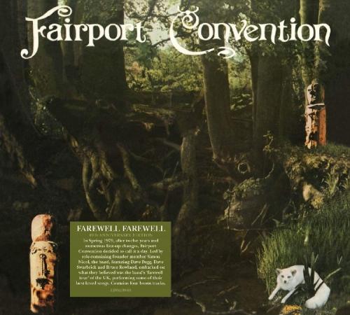 Fairport Convention -Farewell Farewell