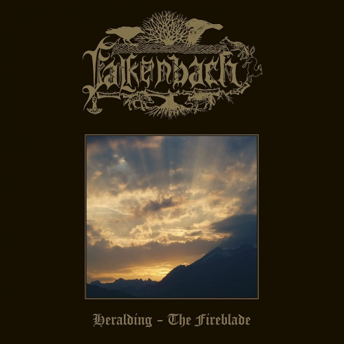 Falkenbach - Heralding - The Fireblade