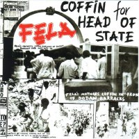 Fela Kuti -Coffin For Head Of State