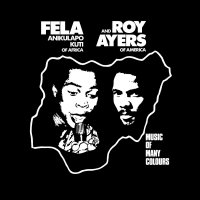 Fela Kuti - Music Of Many Colours