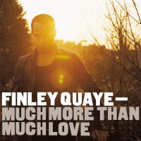 Finley Quaye - Much More Than Love Limited Silver Marbled