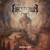 Firespawn -Abominate Black   Booklet