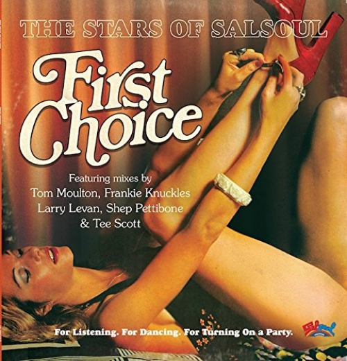 First Choice Stars Of Salsoul Upcoming Vinyl December