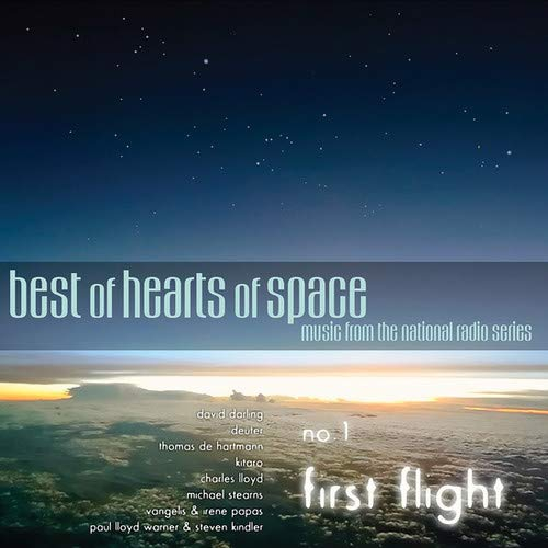 First Light Piano Solos - Best Of Hearts Of Space: No. 1 - First Flight / Va