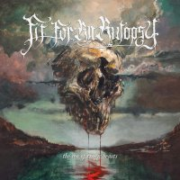 Fit For An Autopsy - The Sea Of Tragic Beasts Light Blue/black Swirl In