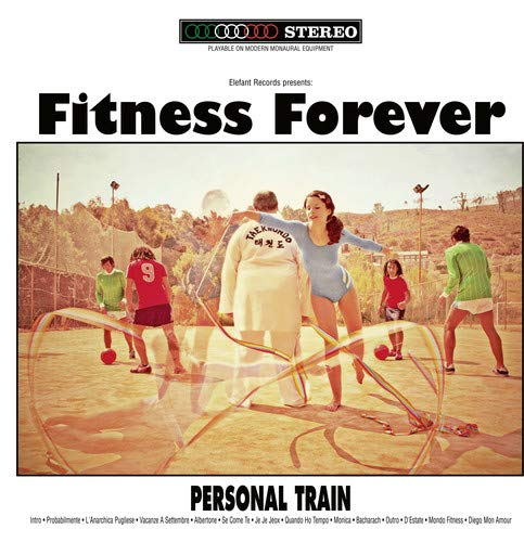 Fitness Forever - Personal Train 25Th Elefant Anniversary