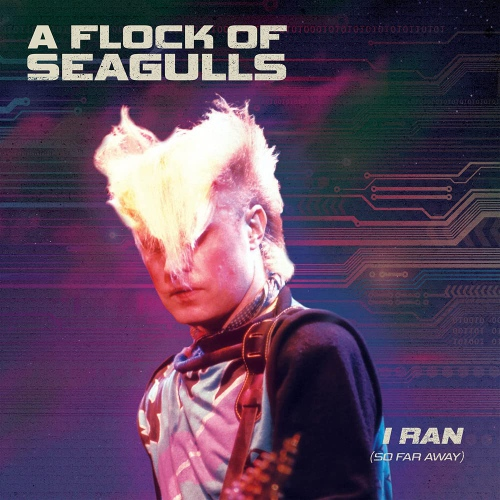 Flock Of Seagulls - I Ran