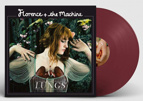 Florence & The Machine - Lungs Red