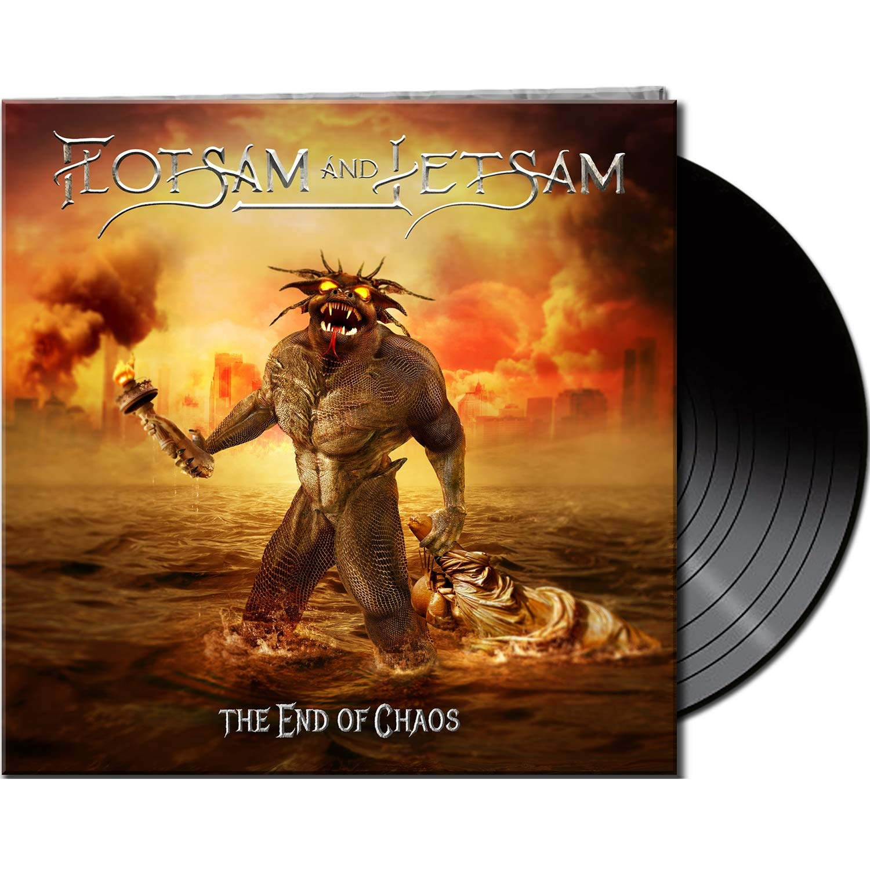 Flotsam & Jetsam - The End Of Chaos