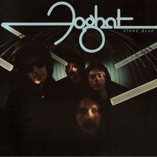 Foghat - Stone Blue Audiophile Translucent 40Th Anniversary